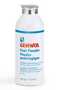 GEHWOL Foot Powder, Jalkatalkki